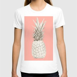 Gold Pineapple T-shirt