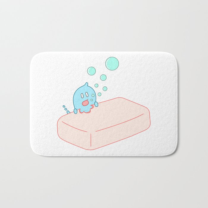 Burples Bath Mat