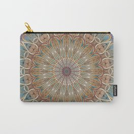 Gentle Touch Mandala Art Carry-All Pouch