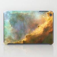 nasa iPad Cases featuring Bright nebula galaxy stars sagittarius constellation hipster geek cool space star nebulae NASA photo by iGallery