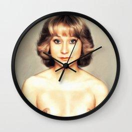 Felicity Kendal, Actress - Good Life Wall Clock
