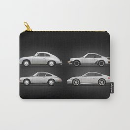 Evolution Of The 911 Carry-All Pouch