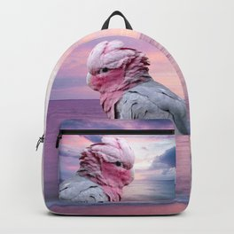 Galah Cockatoo Backpack