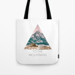 Grand Tetons Barn Tote Bag