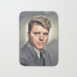 Burt Lancaster, Hollywood Legend Bath Mat
