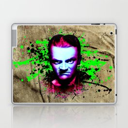 James Cagney, angry Laptop & iPad Skin