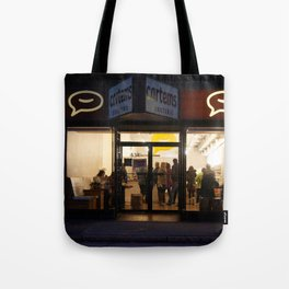 Cartems Vancouver Tote Bag