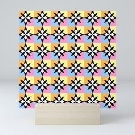symmetric patterns 109 Mini Art Print