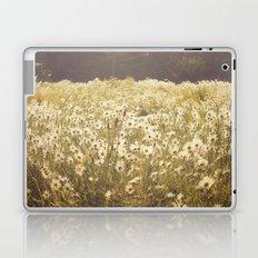Spinning daisies Laptop & iPad Skin