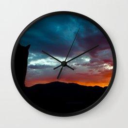 Mount Beauty Company Wall Clock