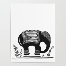Lucky Elephant Poster