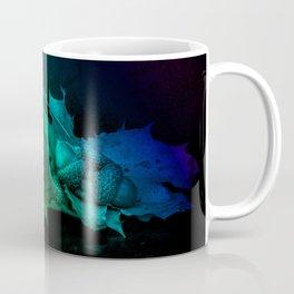 Acorns on a leafspoon Coffee Mug
