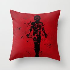 the connection Throw Pillow