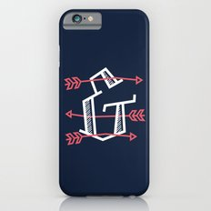 Ampersand with Arrows iPhone 6s Slim Case