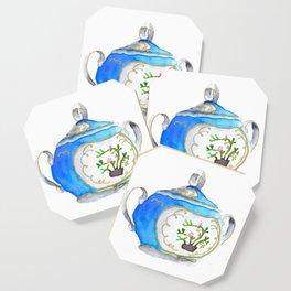 Sugar Bowl Water Color Coaster