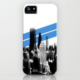 Tripping London. iPhone Case