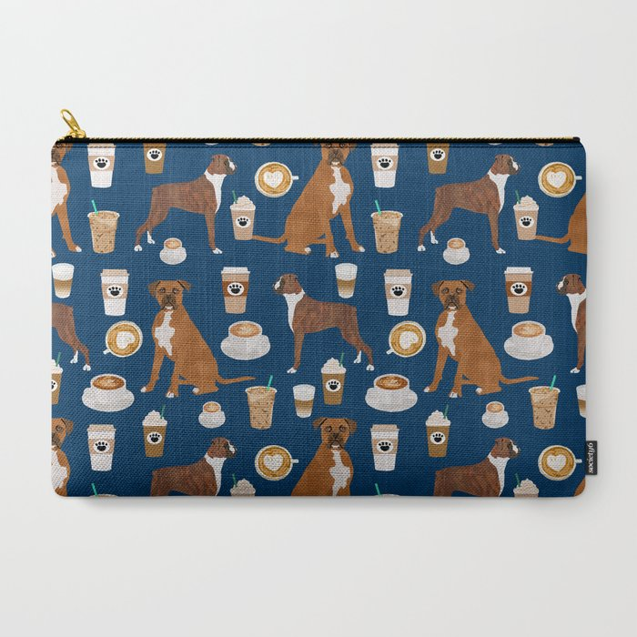 Boxer_dog_breed_coffee_pet_gifts_boxers_pupuccino_CarryAll_Pouch_by_Boxer_Brigade__Large_125_x_85