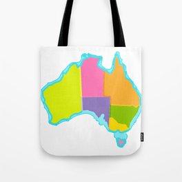 Politically Australia Tote Bag