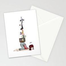 What? Part Deux Stationery Cards