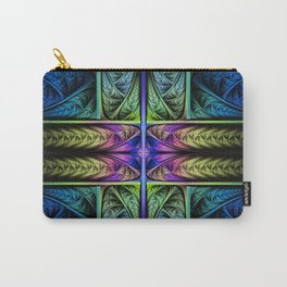 Classical Fractal Carry-All Pouch