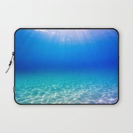 One Deep Breath Laptop Sleeve