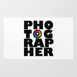 Photographer Rug