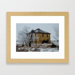 Lost Dreams Framed Art Print