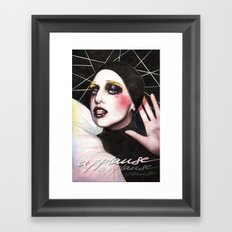 Give Me The Thing That I Love Framed Art Print