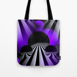 3D - abstraction -120- Tote Bag