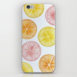 zest up your life! iPhone Skin