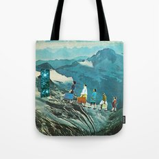 Tercer portal Tote Bag