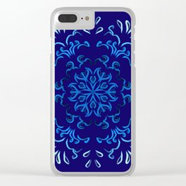 """""""Ka heʻenalu"""" with coldest surfers Clear iPhone Case"""