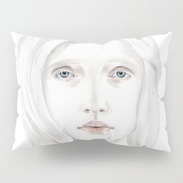 Alone With Everybody Pillow Sham