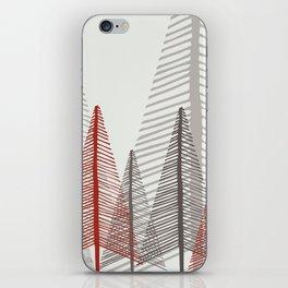 Deep Forest - Dawn iPhone Skin