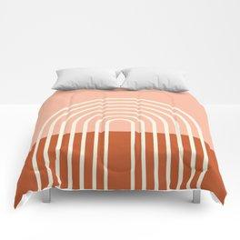 Terracota Pastel Comforters