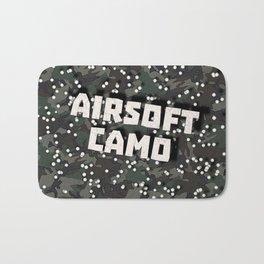Airsoft Camo Bath Mat
