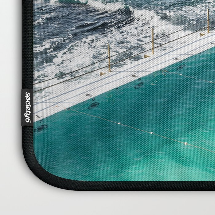Bondi Icebergs Club Laptop Sleeve