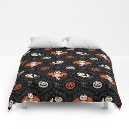 Spooky Kittens Comforters