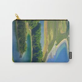 Colorful lake Carry-All Pouch