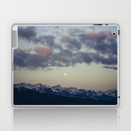 Rocky Mountain Sunrise Laptop & iPad Skin