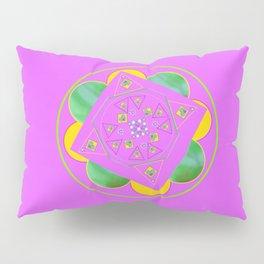 Hidden Petals Pillow Sham