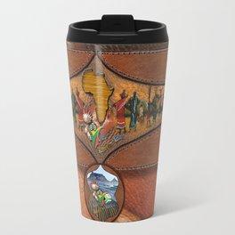 Traditional SA costume Travel Mug