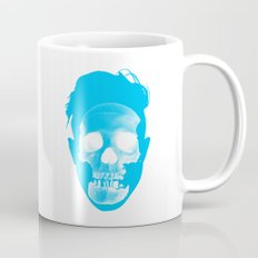 Hipster Head Coffee Mug