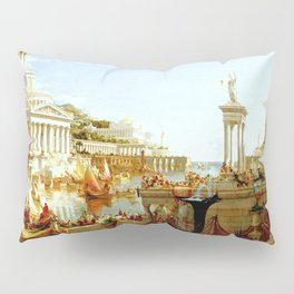 Cole Thomas The Consummation The Course of the Empire Pillow Sham