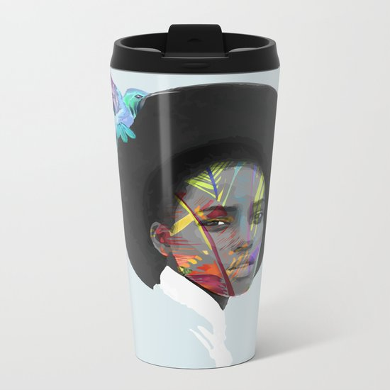 Soul Metal Travel Mug