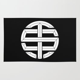 TS Logo Rug
