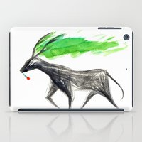 hannibal iPad Cases featuring Hannibal  by gunberk