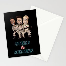 Otherbusters with Glow Title Stationery Cards