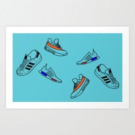 hypebeast Art Print