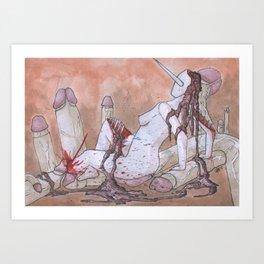Composition II Art Print
